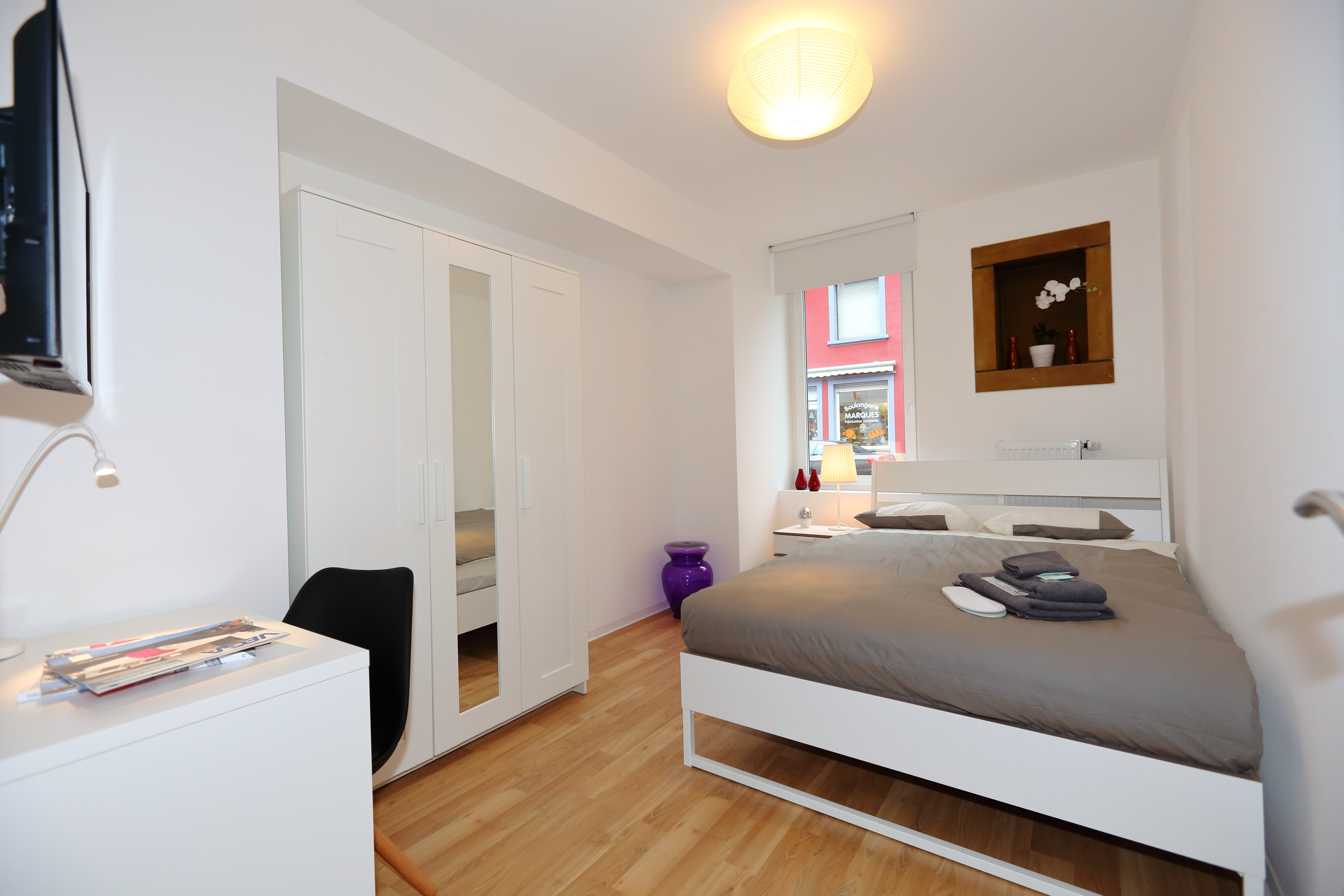 Rent Furnished Room Luxembourg